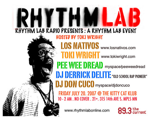 Rythm Lab Event