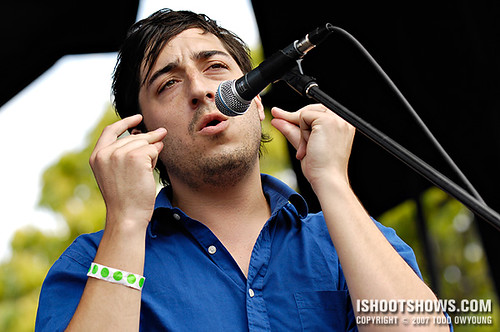 Grizzly Bear @ Pitchfork 2007