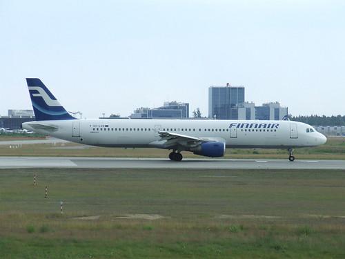 Los Aviones de finnair no volarán a muchos destinos finlandeses