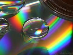 Cd Colour bubbles