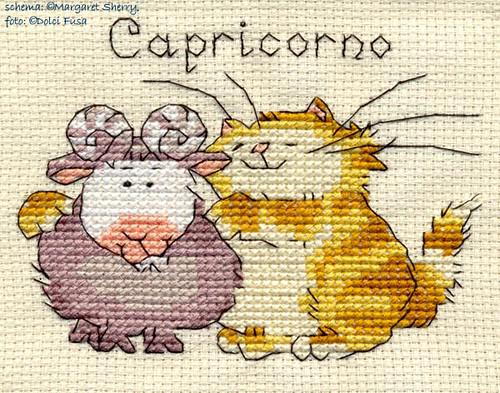Capricorn Cat