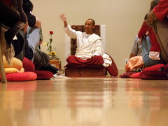 Anam Thubten Rinpoche in Austin July 2007