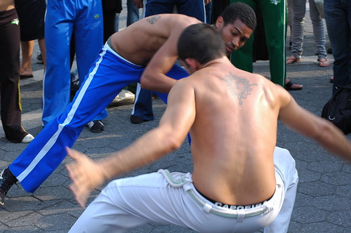 Union Square Capoeira 3