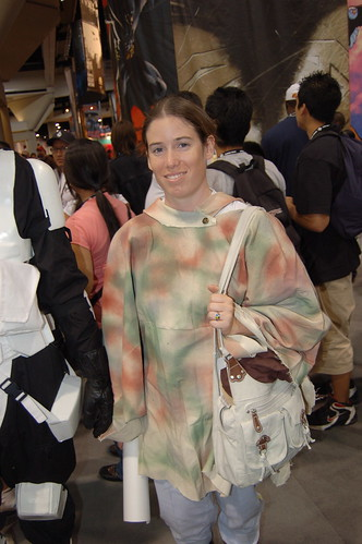 Comic Con 2007: Endor Leia