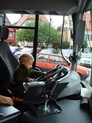 Moritz fährt Bus