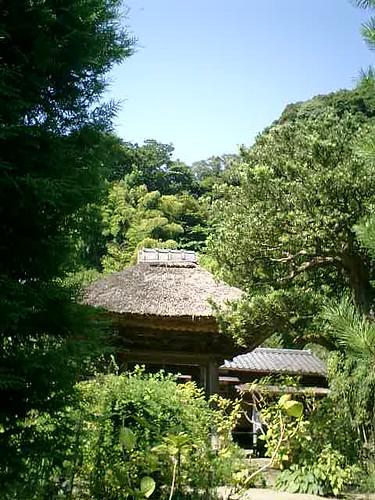 03)鎌倉市山ノ内「円応寺」鐘楼