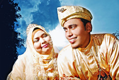 hasrul&siti_01 - by dasheela