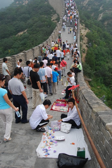 great wall crowds 05
