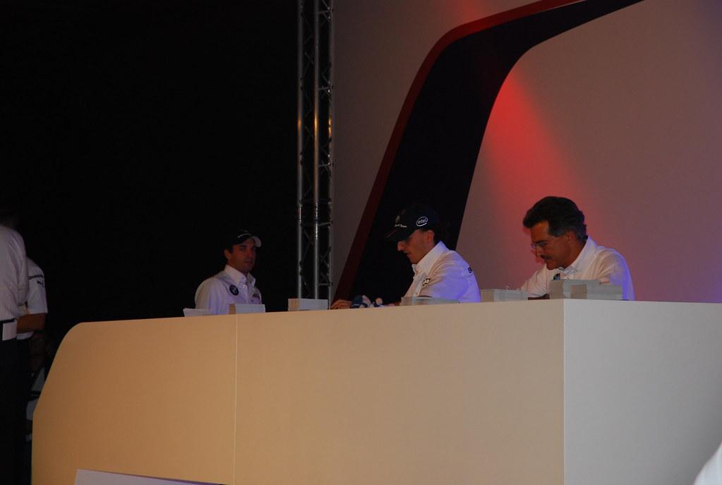 Timo, Robert & Mario