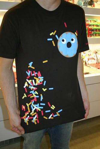 Doughnut keychain t-shirt