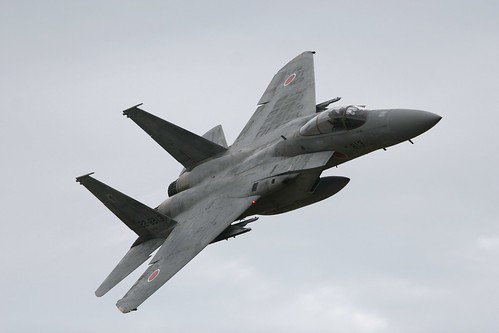 フリー画像| 航空機/飛行機| 軍用機| 戦闘機| F-15 イーグル| F-15J Eagle|      フリー素材|