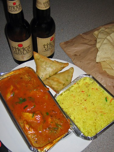 Curry & Beer