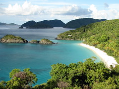 Trunk Bay Beach (zeandroid) Tags: beach stjohn stthomas virginislands usvi trunkbay intrestingness2