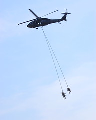 Hitching a Ride Home! (2 shots) (Cynthia Longo) Tags: maryland helicopter blackhawk openhouse troops uh60 jsoh andrewsairforcebase aafb allrightsreserved jointservice cynthiamlongo