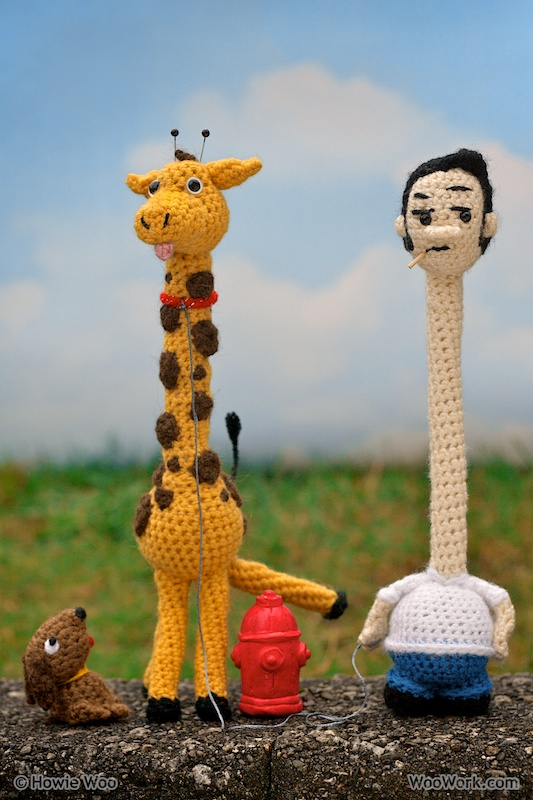 Ralph with Raffe the Giraffe