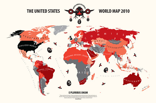 World According to the United States of America [Special Fearmonger Edition]