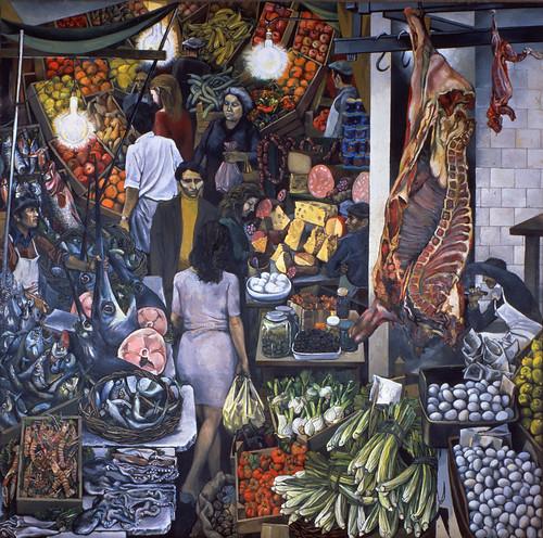 Renato Guttuso-La vucciria-1974 by furio.castellucci