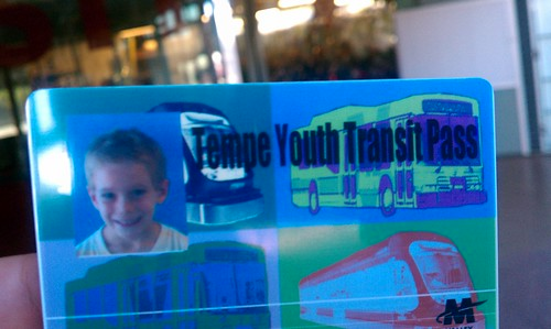 Tempe Youth Transit Pass