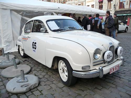 Saab 96 Ralley