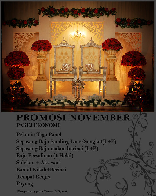 Promosi November