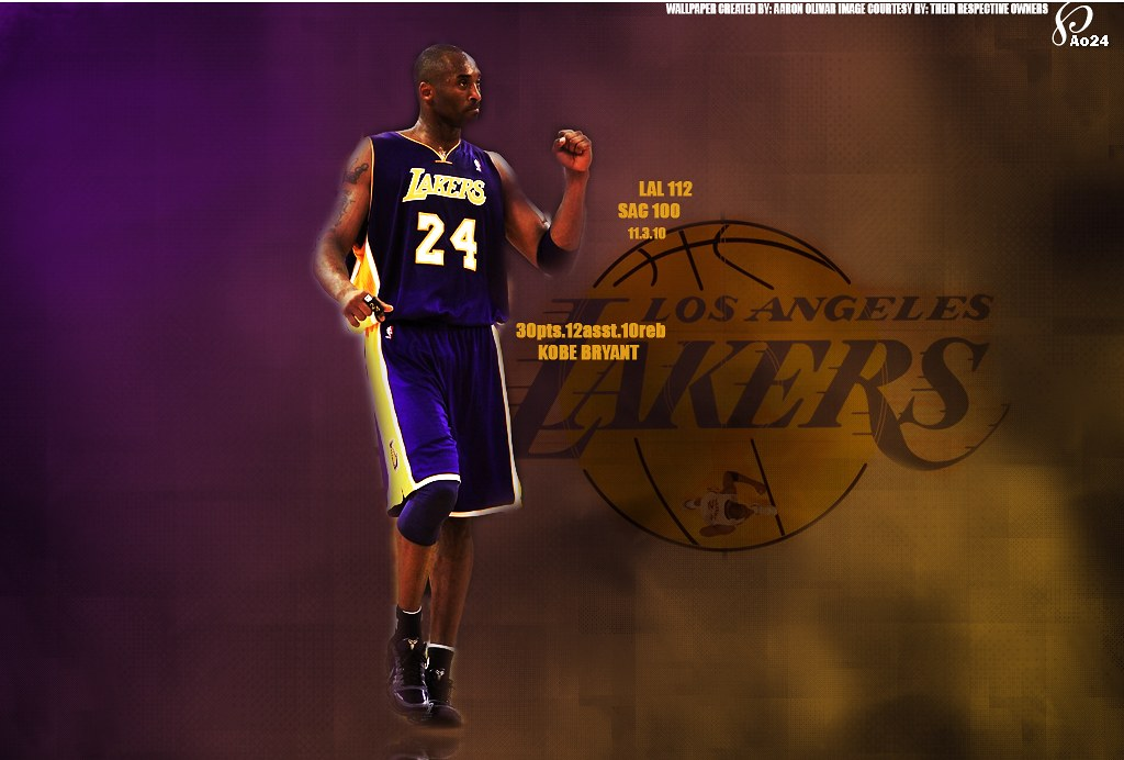 f23c0a5c4a8 kb24 (Aaron Olivar) Tags  black basketball los angeles kobe bryant nba  mamba kb24
