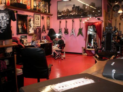 High Voltage Tattoo shop ..4
