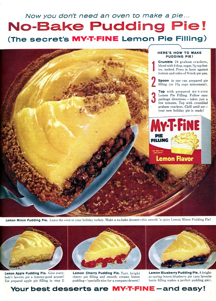 1959 - Puddin' Pie