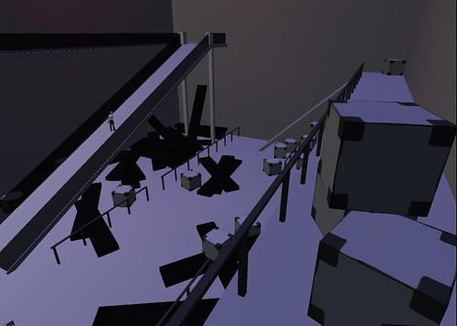 Level Design Exercise in OpenSim 013