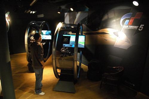 Gran Turismo 5 in 3D