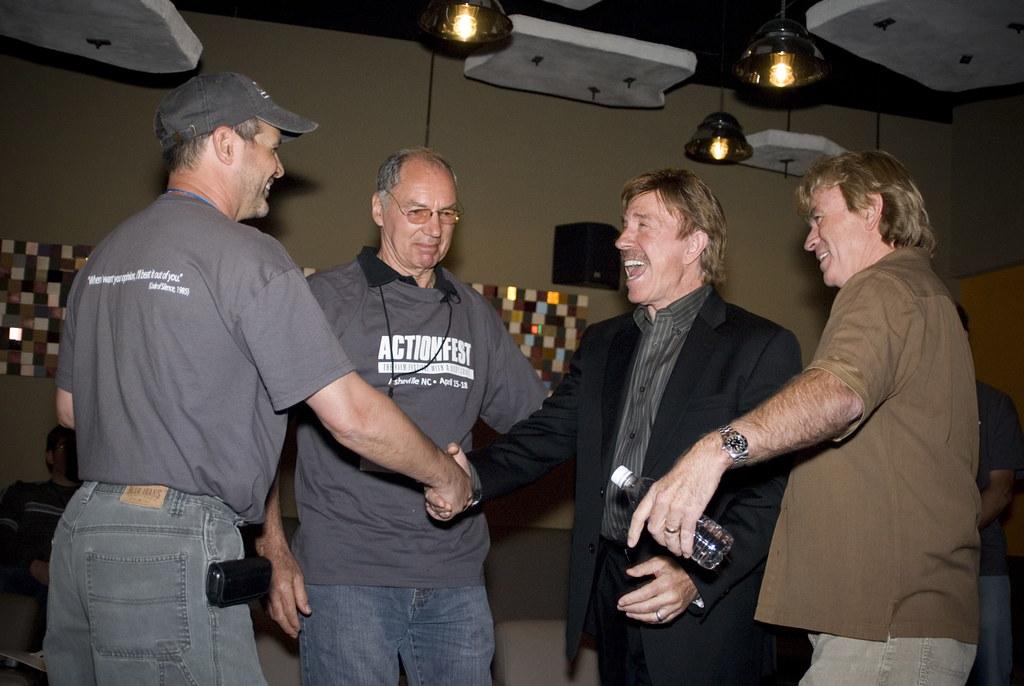 ActionFest - Chuck Norris 2010 - 4