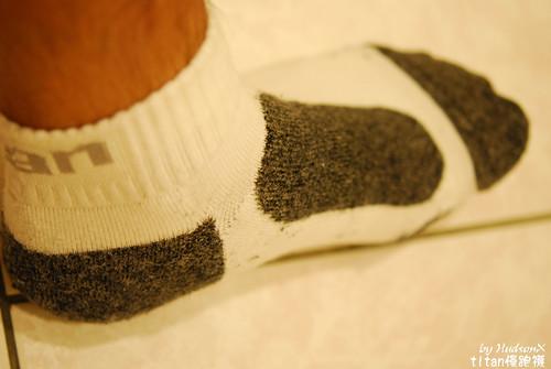很服貼的襪子