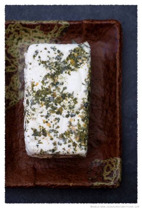 woodside cheese wrights salt bush chevre© by Haalo