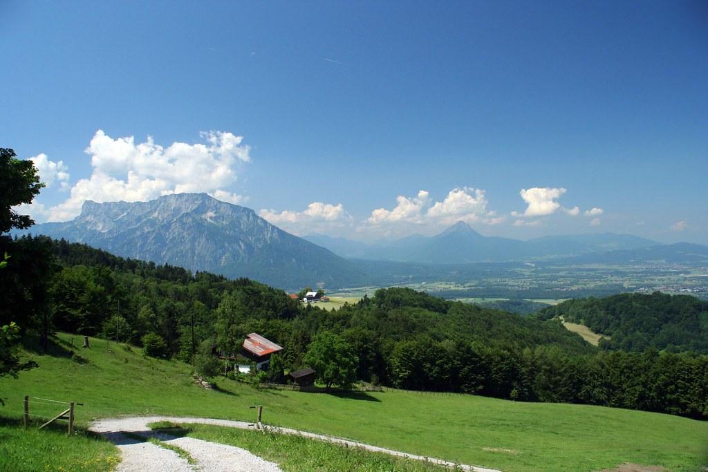 Untersberg near Salzburg