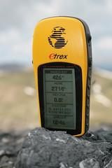 Alpenpass GPS Beweis