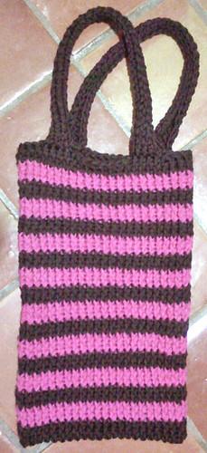 Knifty Knitter Bag Pre-Felted