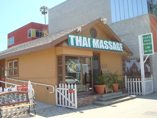 Thai Massage on Abbot Kinney