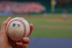 Foul Ball - by Scott Ableman