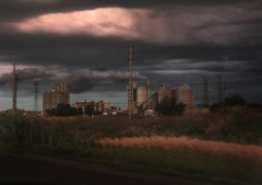 storm factory (Joel Bedford) Tags: toronto storm industry clouds photoshop dark bedford design photo mood factory moody ominous joel dream processing jab looming strangelight lightroom treatment jalex stormfactory jalexphoto jbedford joelbedford jbedfordphoto