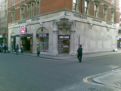Picture of Moorgate Station