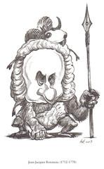 15rousseau (luisiul51) Tags: caricaturas filsofos