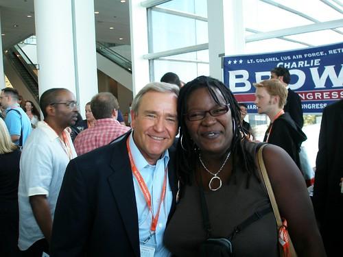 Russ Warner and me