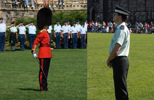 Canadian Officers