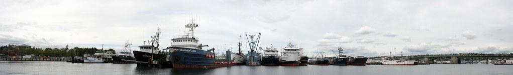 Shipyard Panorama 2