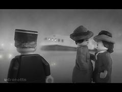 Casablanca (udronotto) Tags: italy cinema film fog canon movie torino airport italia lego casablanca nebbia turin humphreybogart ingridbergman themoulinrouge legoart clauderains supershot mywinners abigfave anawesomeshot udronotto diamondclassphotographer flickrdiamond ysplix paulhenried marcopece