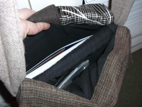 More inside the bag