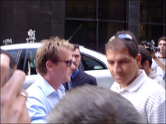 Uma tarde com Jack Bauer 39 (MaGioZal) Tags: brazil brasil sopaulo citroen sampa centrovelho comercial kiefersutherland gravao centro 07072007 umatardecomjackbauer