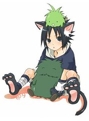 sasuke chibi (misao_katsuragi) Tags: chibi naruto sasuke suna gaara akatsuki