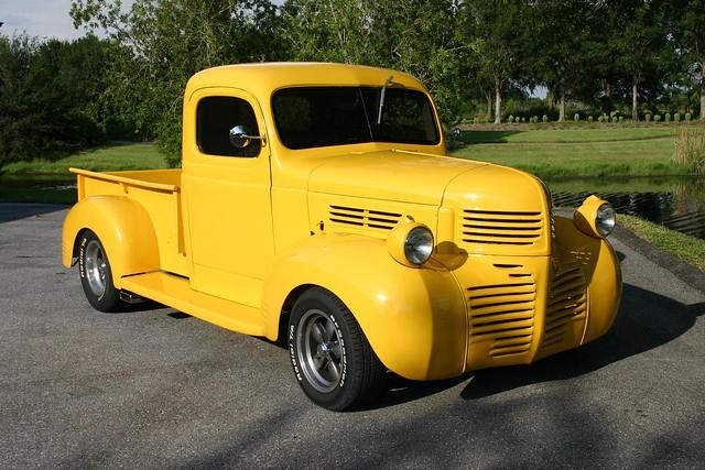 pickup dodge 1946