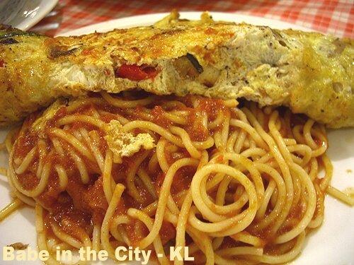 Calabria - Spanish Style Spaghetti