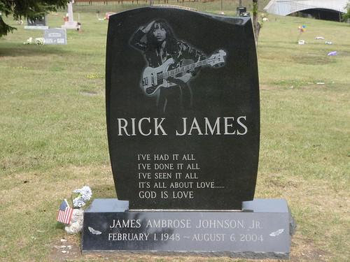 I'm RICK JAMES B!*&^%!
